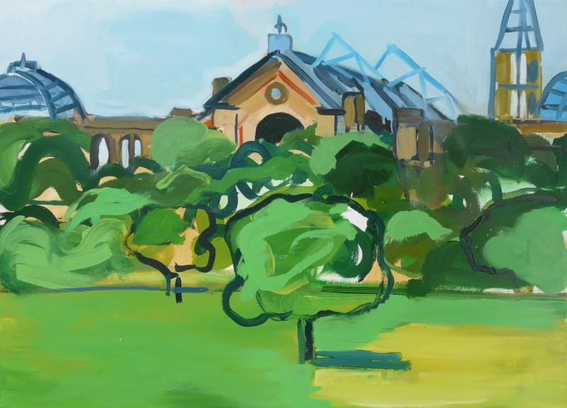Oil on Canvas, 66 x 91cm