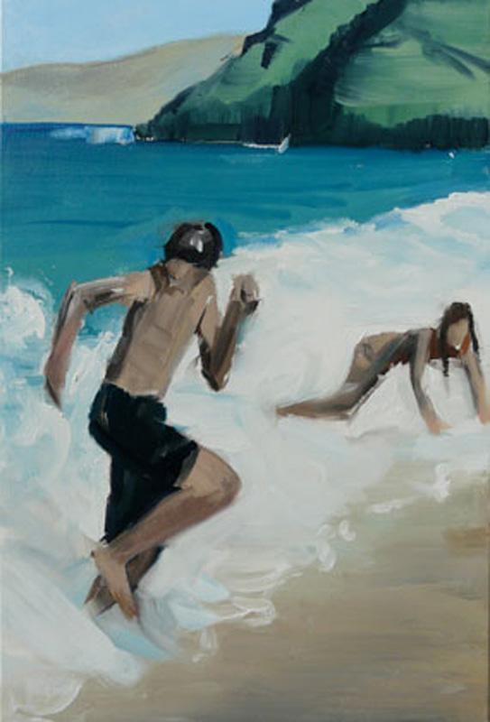 Oil on canvas, 91.5 x 61 cm
